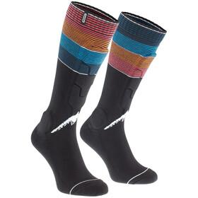 ION BD 2.0 Protektor-Socken schwarz/bunt